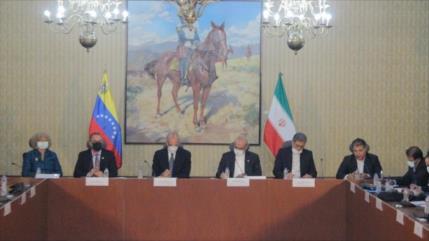 Irán y Venezuela fortalecen sus cooperaciones estratégicas