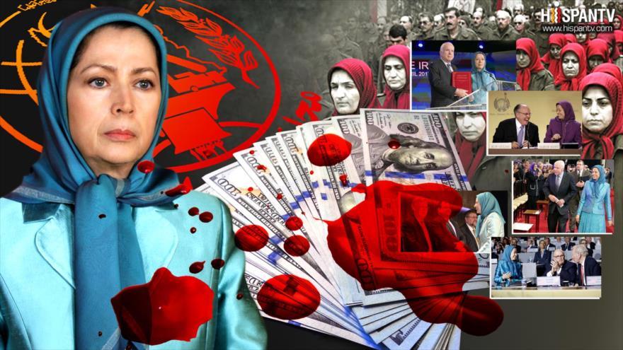 Maryam Rayavi, ¿líder terrorista o salvadora del pueblo iraní? | HISPANTV