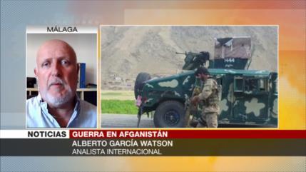 García: Postura de Irán ante conflicto en Afganistán es de elogiar