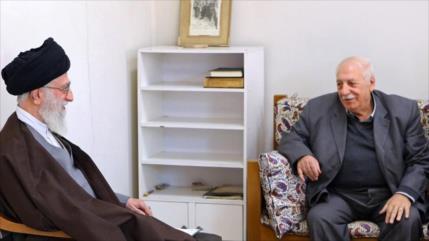 Líder de Irán ofrece condolencias por muerte de dirigente palestino