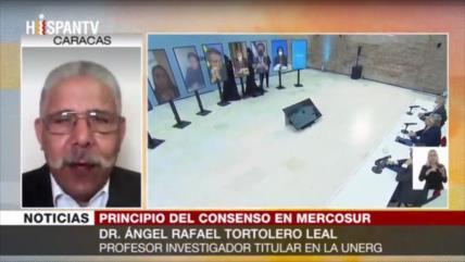 Tortolero: Intentan hacer de Mercosur una plataforma para saqueos