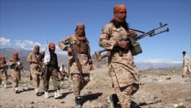 Talibán sigue avance y captura un cruce fronterizo afgano con Irán