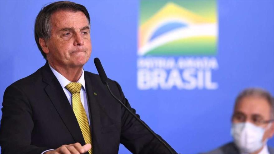 Otro paso al estilo Trump: Bolsonaro desconocería elecciones 2022 | HISPANTV