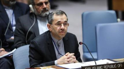 Irán: EEUU comete crimen de guerra; antepone intereses a la salud