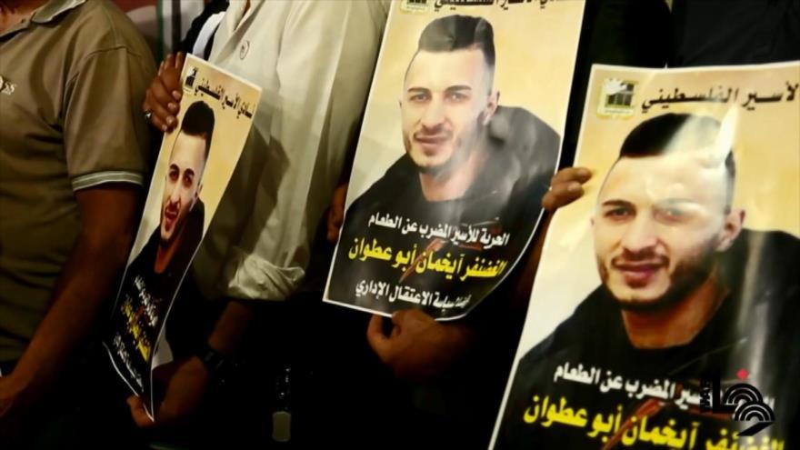 Preso palestino, en huelga de hambre por 65 días, logra su libertad | HISPANTV