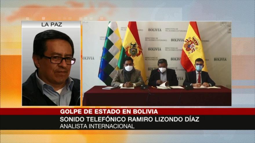 """""""CIDH debe castigar a los implicados en el golpe en Bolivia"""""""