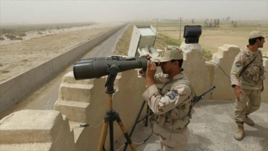 """""""Pese al conflicto afgano, la seguridad reina en fronteras de Irán""""   HISPANTV"""