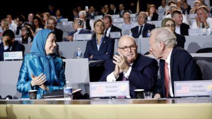 Legisladores de EEUU asisten a la reunión de terroristas de MKO