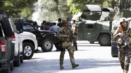 Desafío para EEUU: Afganistán pide apoyo técnico a Rusia y China