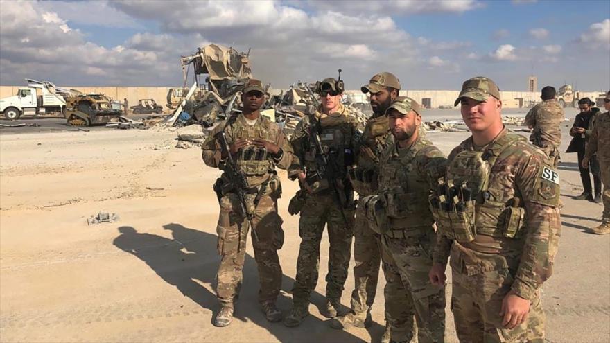 Resistencia rechaza mediaciones y exige retirada de EEUU de Irak   HISPANTV