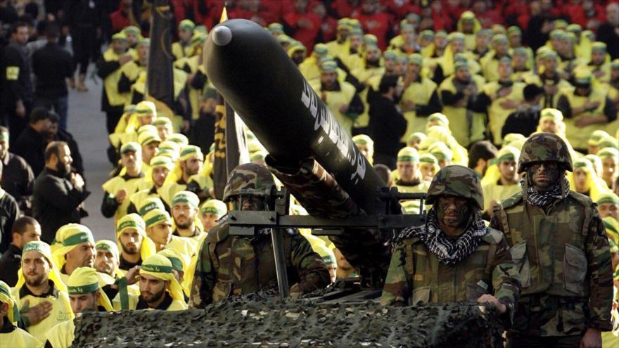 """Misiles de Hezbolá representan amenaza inigualable para Israel""   HISPANTV"