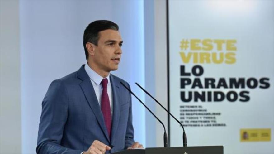 Sánchez informa de una renovación en el Gobierno de España