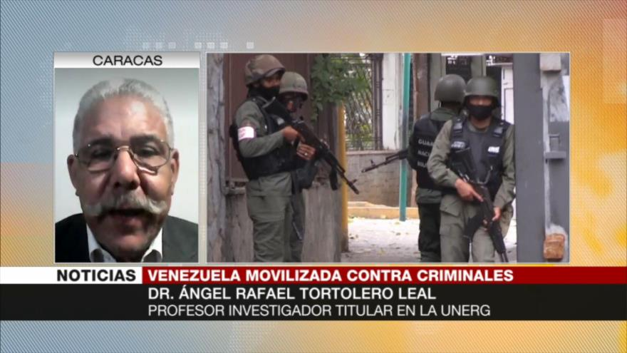¿Cómo Venezuela abortó nuevo complot colombiano?, Tortolero analiza