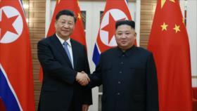 Pekín y Pyongyang impulsarán sus nexos ante agresión extranjera