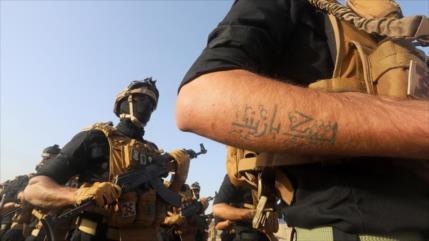 Resistencia iraquí: Cantamos victoria sobre cadáveres de ocupantes