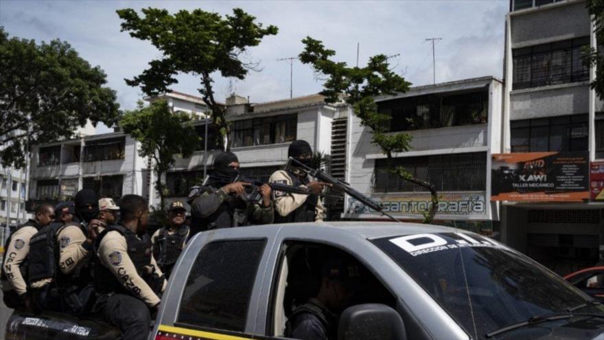 Venezuela saluda fracaso del 'plan B' de oposición, apoyada por CIA | HISPANTV