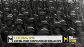 Esta semana en la historia: Limpieza étnica de musulmanes en plena Europa