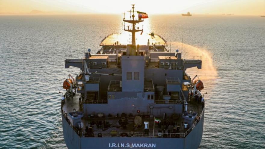 'EEUU, inquieto por presencia de Armada de Irán en océano Atlántico' | HISPANTV