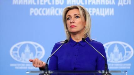 Rusia tacha de 'neonazista' comentarios de Francia sobre su vacuna