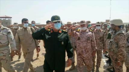 Irán repelará acciones que arriesguen seguridad en frontera afgana