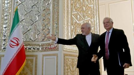 Zarif condena presencia de Jansa en cumbre de MKO; Borrell lamenta