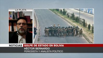 'Bolsonaro y Duque también formaron parte del golpe en Bolivia'