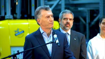 Desde Argentina piden juzgar a Macri por apoyo al golpe en Bolivia