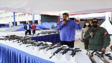 Maduro: López desde España coordina el complot colombiano