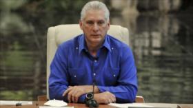 "Presidente de Cuba: EEUU busca provocar ""estallidos sociales"""