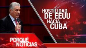El Porqué de las Noticias: Bloqueo contra Cuba. Golpe de Estado en Bolivia. Hambre en el mundo