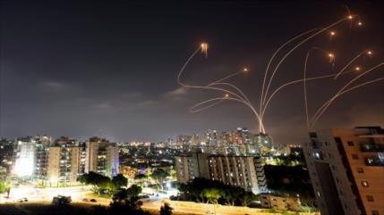 Resistencia subraya fallo total de Cúpula de Hierro israelí en mayo