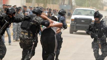 Fuerzas iraquíes arrestan a 'león de seguridad' de Daesh en Nínive