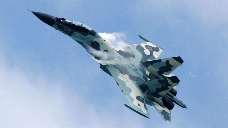 Caza ruso intercepta otro avión estadounidense sobre el mar Negro | HISPANTV