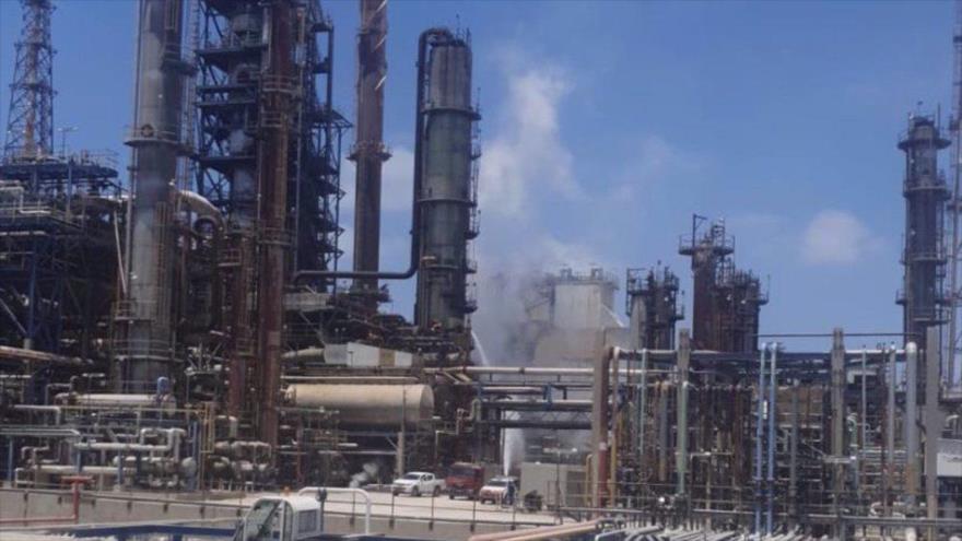 Vídeo: Explosión golpea instalación del reactor israelí de Ashdod