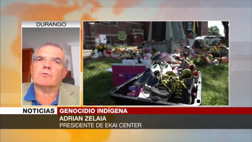 Zelaia: Canadá desarrolló un genocidio cultural contra indígenas