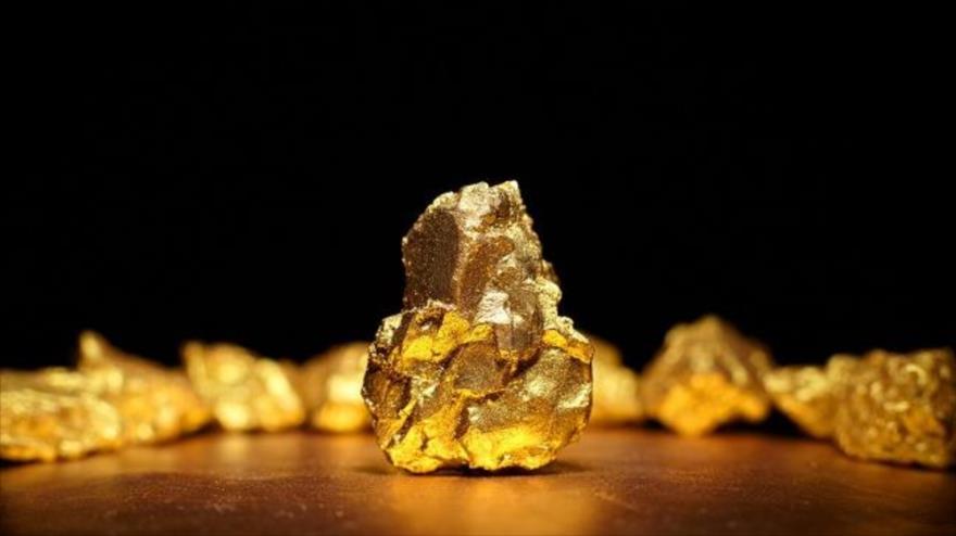 Hallan en Colombia dos nuevos yacimientos de oro.