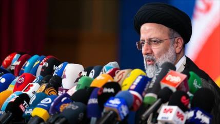 Presidente electo Raisi ratifica defensa de Irán a causa palestina