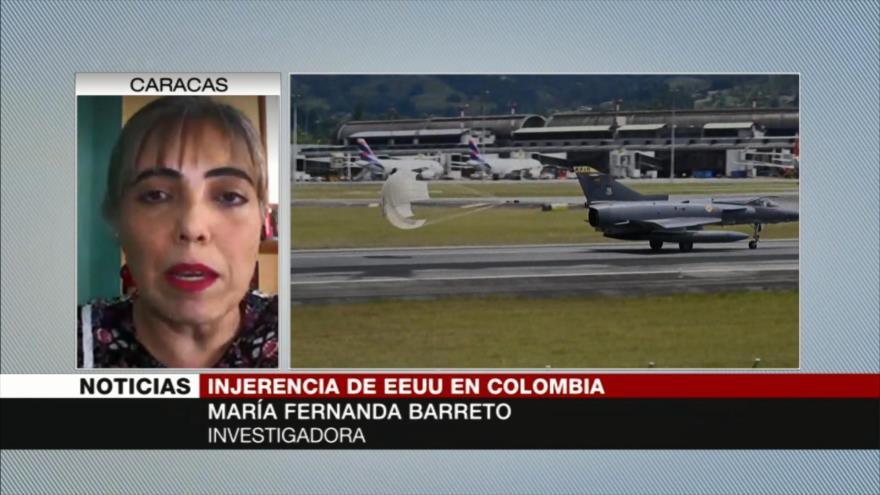 Barreto: Colombia ofrece su Ejército como mercenario de EEUU