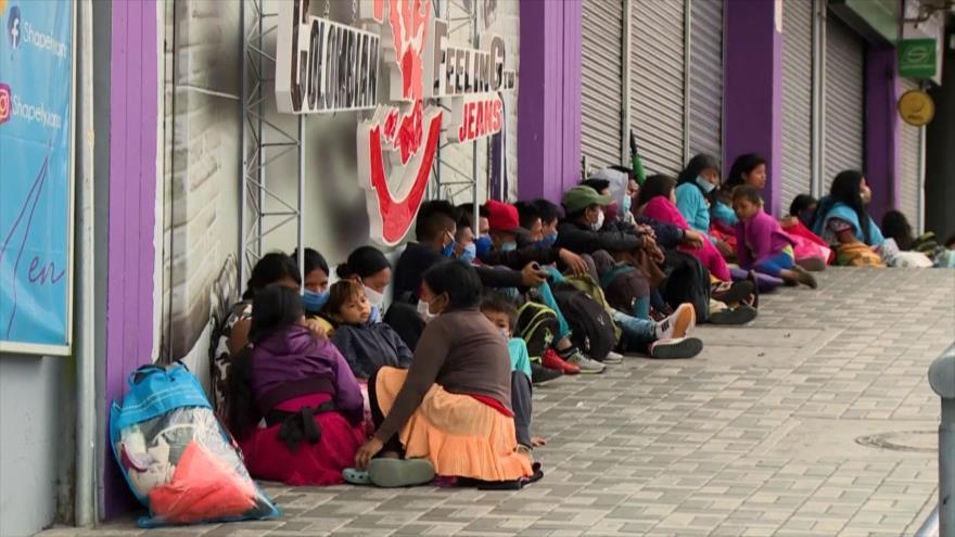 Aumentan desplazamientos en Colombia tras firma del acuerdo de paz