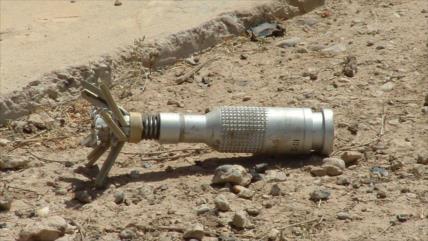 Vídeo muestra el uso de bombas de racimo de EEUU en Yemen