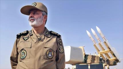 Alto comandante: Sucesos en Afganistán no plantea amenaza a Irán