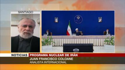 Coloane: EEUU presiona a Irán para recuperar su hegemonía perdida