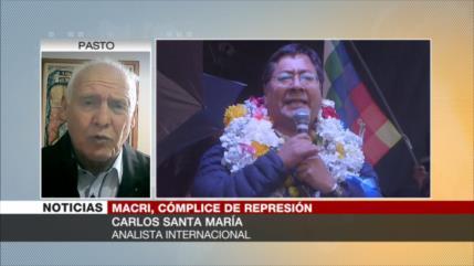 'Se debe sancionar a cómplices de asesinato colectivo en Bolivia'