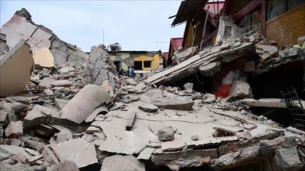 208 años de cárcel para constructor de colegio que colapsó en México