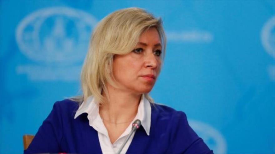 Rusia muestra a diplomático de EEUU robando cambio de agujas