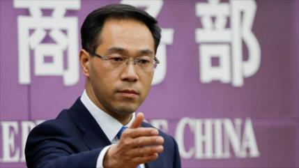 China alerta del peligro de coerción de EEUU para comercio mundial