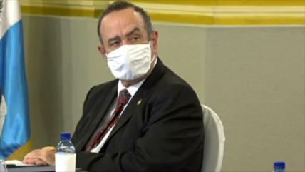 Guatemala impone estado de prevención en todo el país