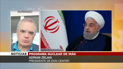 'EEUU salió del PIAC por temor a la influencia regional de Irán'