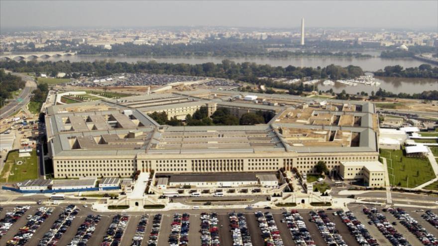 La sede del Departamento de Defensa de EE.UU., el Pentágono, en Washington, la capital.