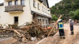 Temporal más devastador en un siglo deja 42 muertos en Alemania